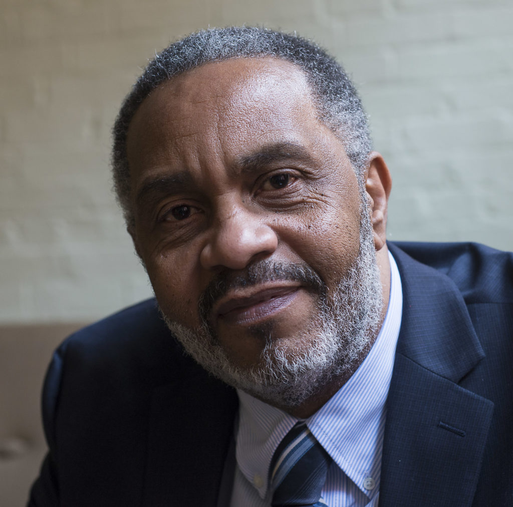 Image of author Anthony Ray Hinton.