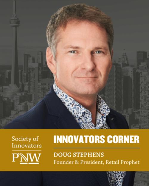 Doug Stephens Retail Prophet