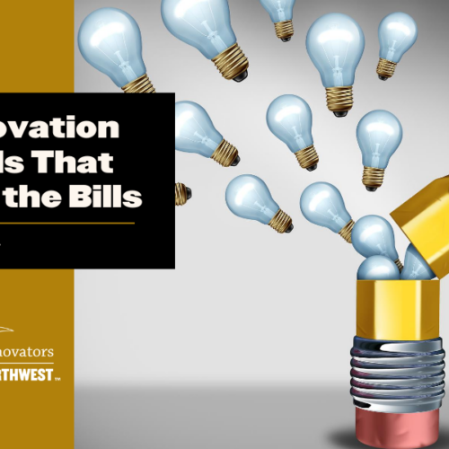 Innovation Skills that Pay the Bills