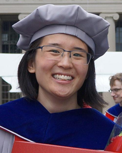 Image of Rachel Mok.