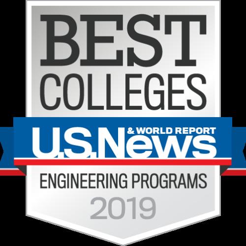 best colleges ENGINEERING PROGRAMS 2019