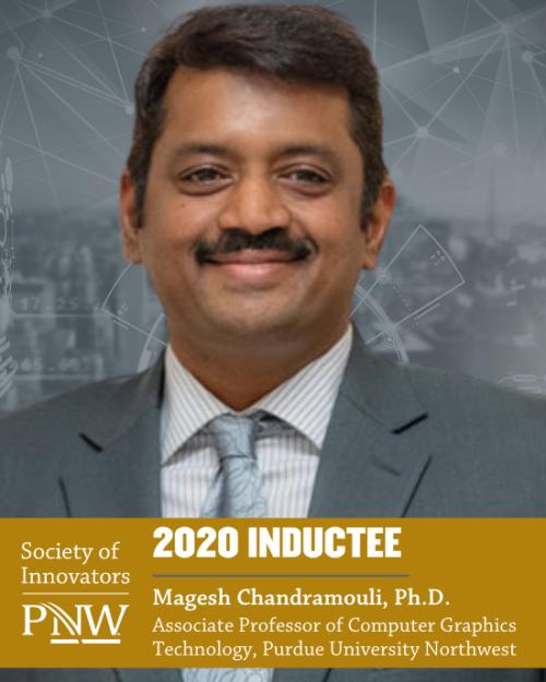 Magesh Chandramouli, Ph.D.