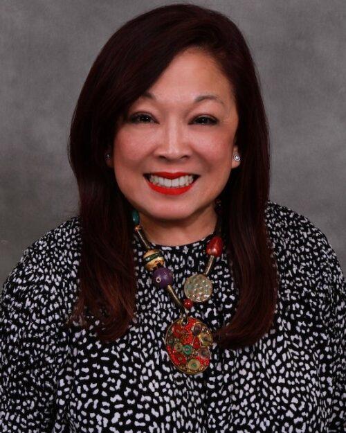 Pamela Saylor is pictured.