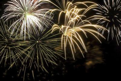 Image of fireworks.