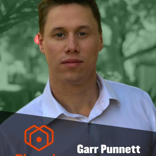 Garr Punnett is pictured.