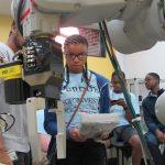 Robotics camp is pictured.