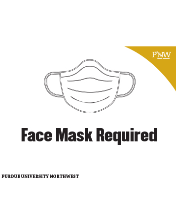 face mask require
