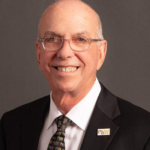 PNW Chancellor Thomas L. Keon