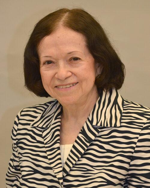 Dr. Maria O. Longas, Purdue University Northwest professor emerita of Chemistry, left a generous estate gift to the university to fund student scholarships.